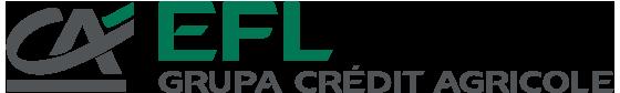 Logo EFL Grupa Credit Agricole